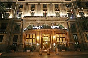 hotel de palmes foto