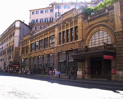 Foto Teatro Eliseo